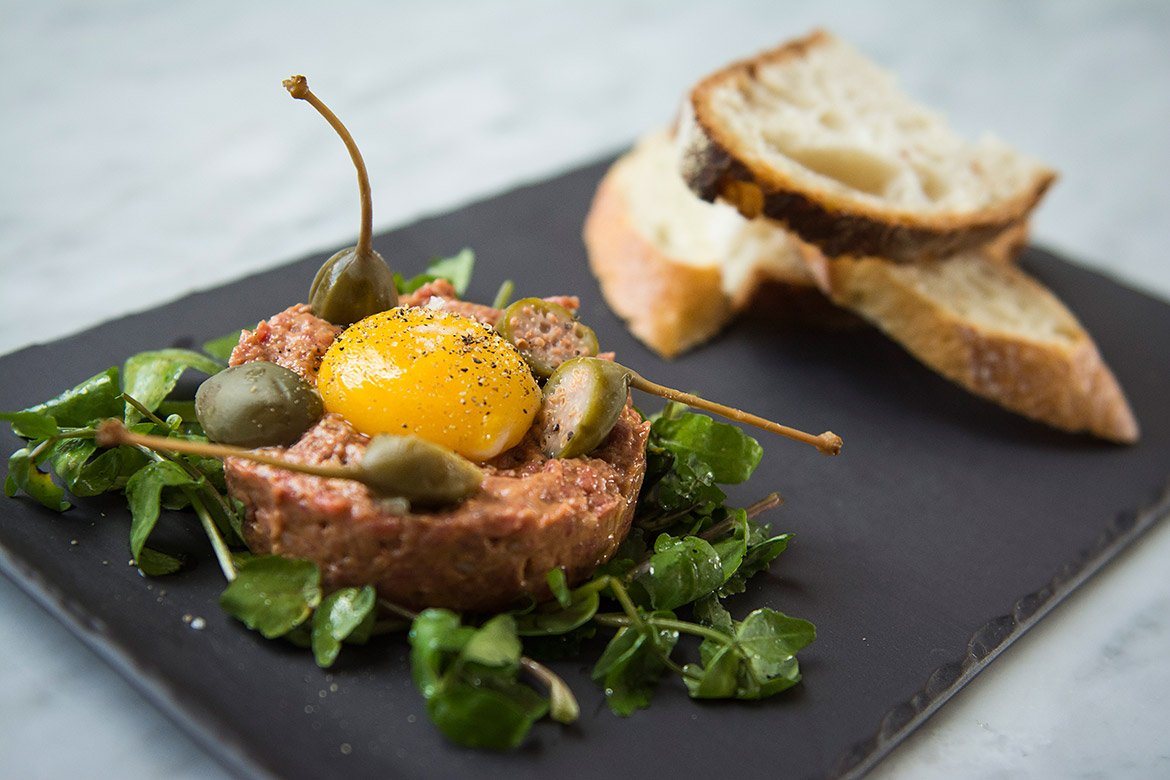 Cooper Lounge Steak Tartare