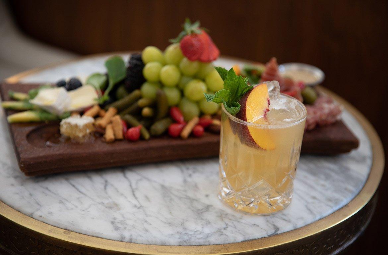 Cooper Lounge Asparagus